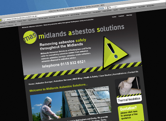 Asbestos Removal Nottingham, Derby, Leicester