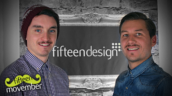 Graphic Design - Fifteen Design Movember