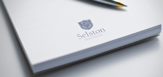 selston high school rebrand