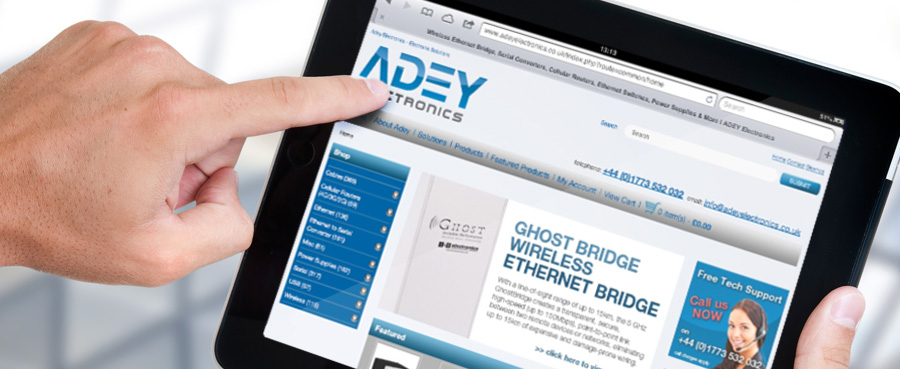 adey-electronics-web-design-nottingham
