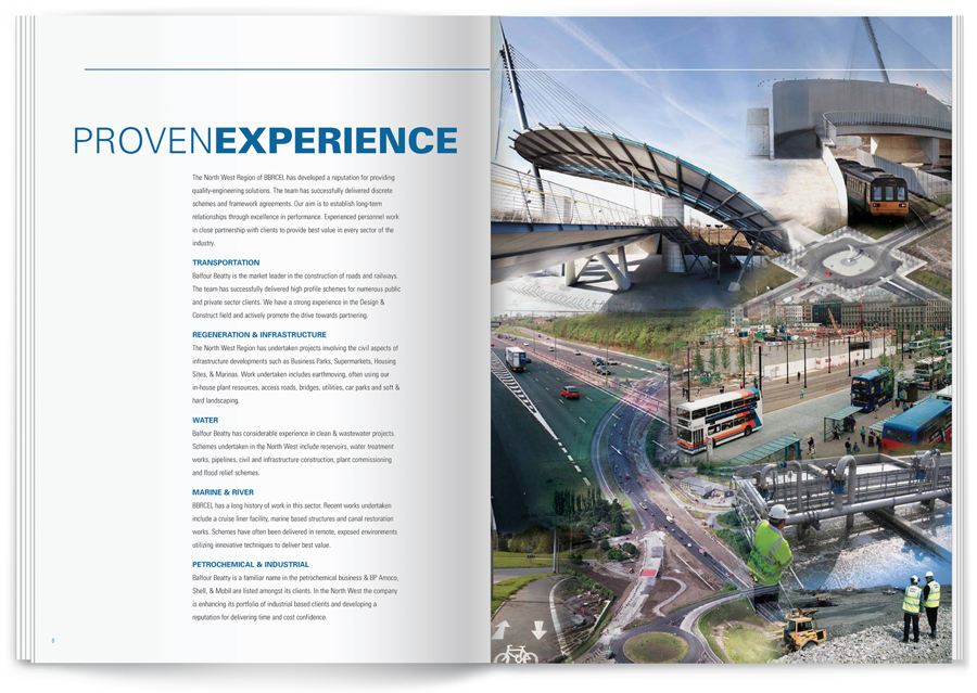 Balfour Beatty Corporate Brochure