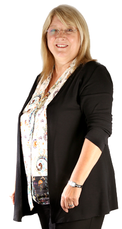 Kathy Hill - Head of Finance