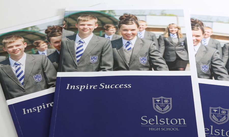 selston high school prospectus