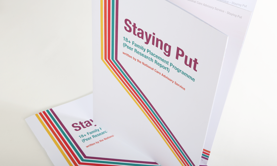 staying put corporate brochure