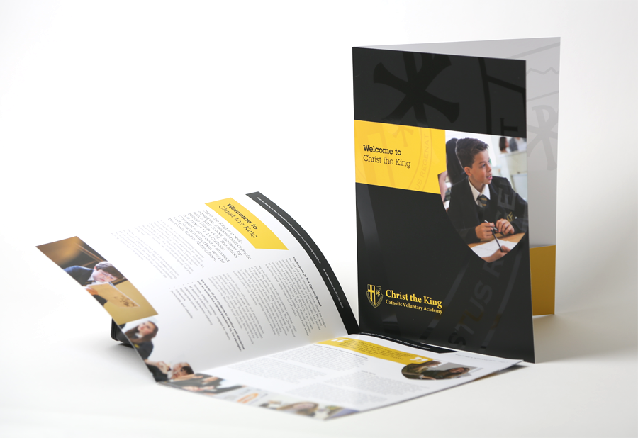 School Prospectus and website literature