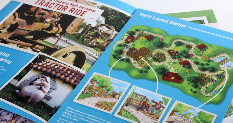 gel-themed-ride-corporate-literature-brochure-design
