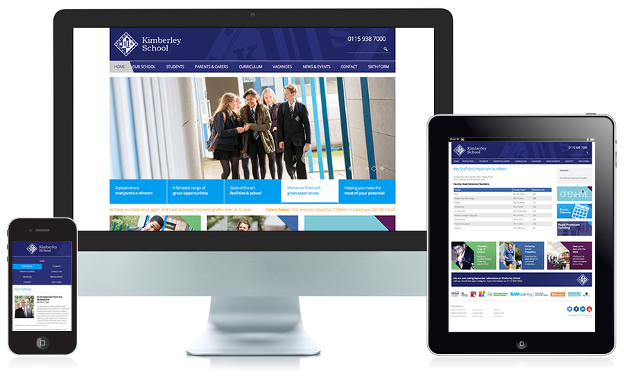 kimberley-school-new-website-design-and-school-branding-nottingham