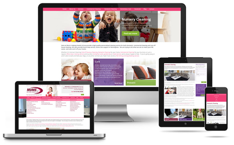 mums-helping-hands-responsive-web-design-nottingham