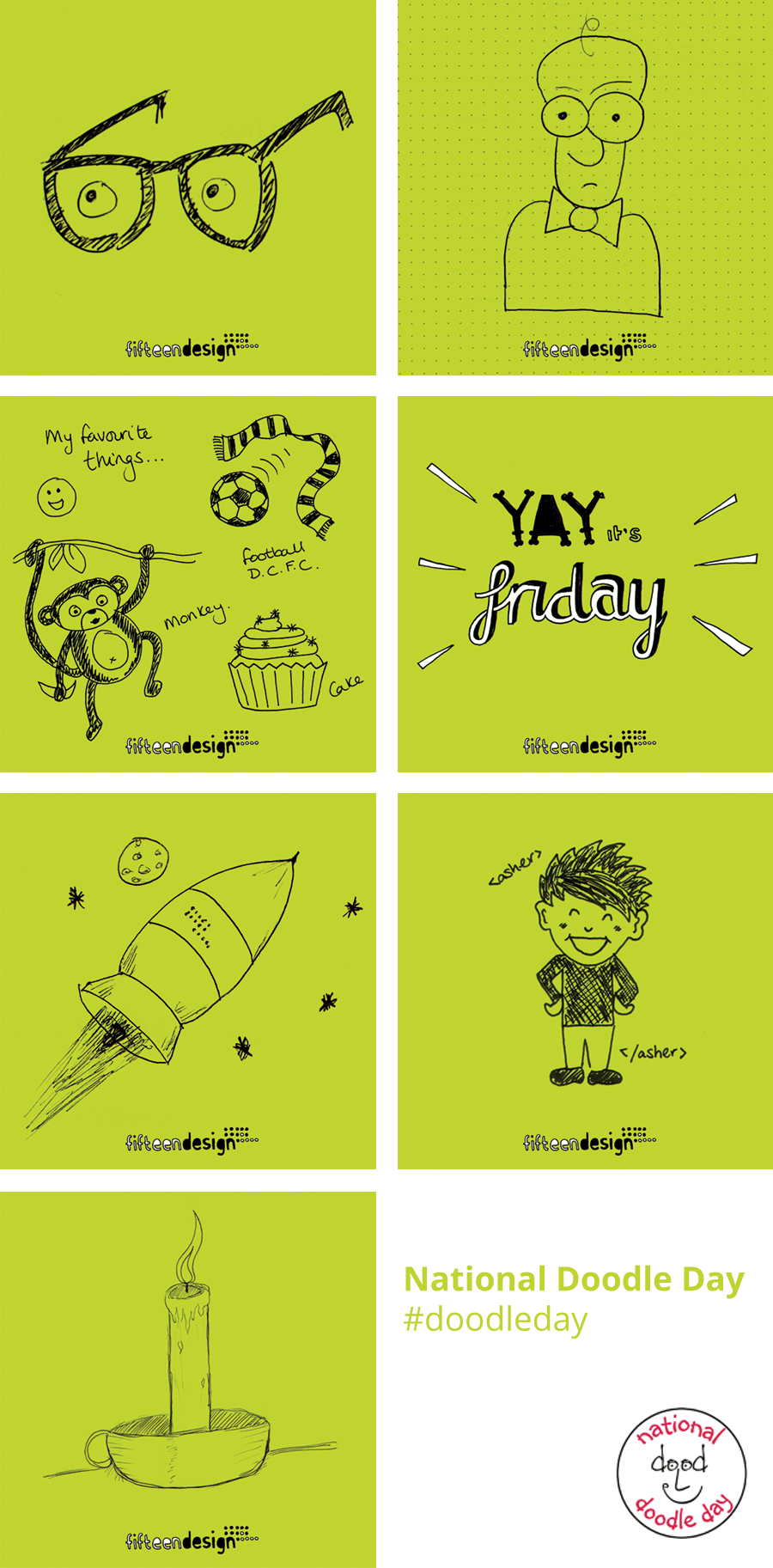 national doodle day