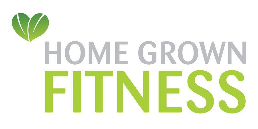 Home Grown Fitness Branding Design
