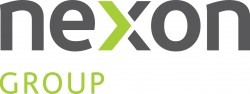 Nexon Logo and Brand Design