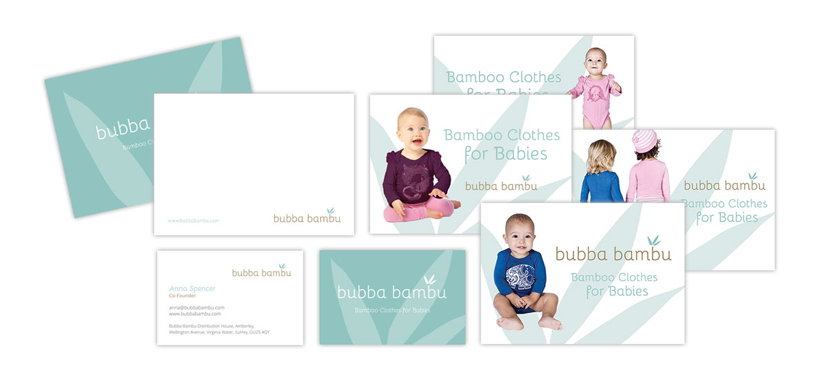 Bubba Bambu Logo Design and Branding