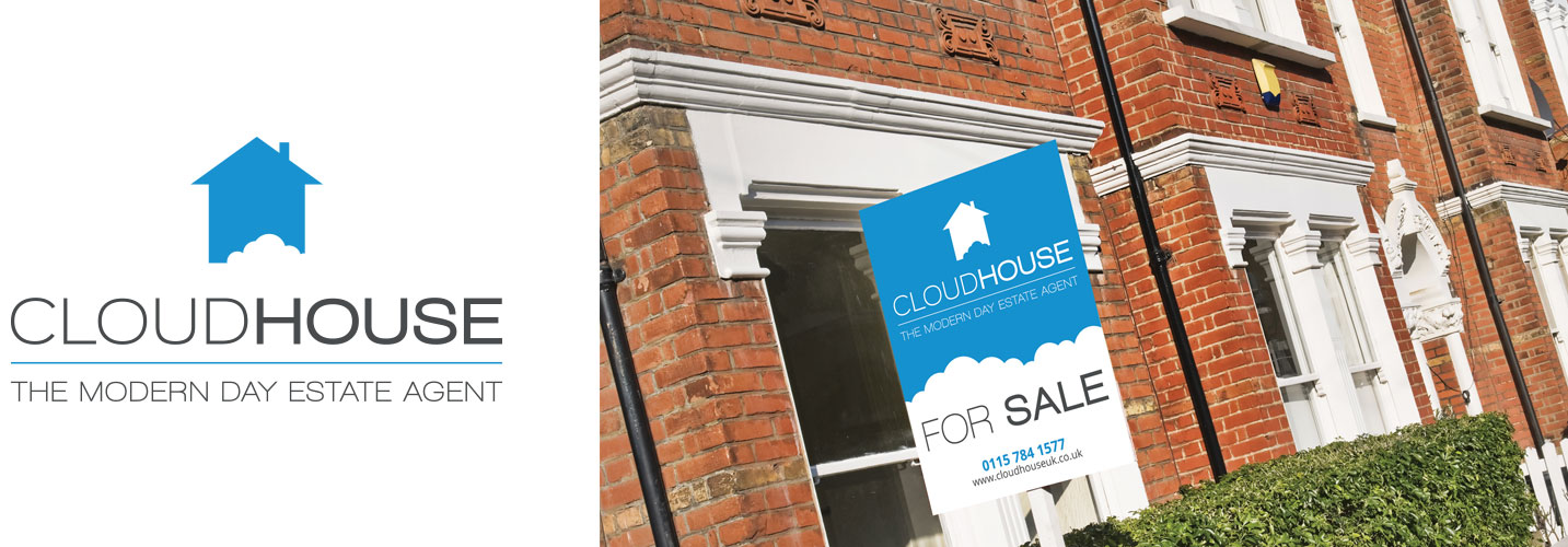 Cloudhouse Brand and Logo Design