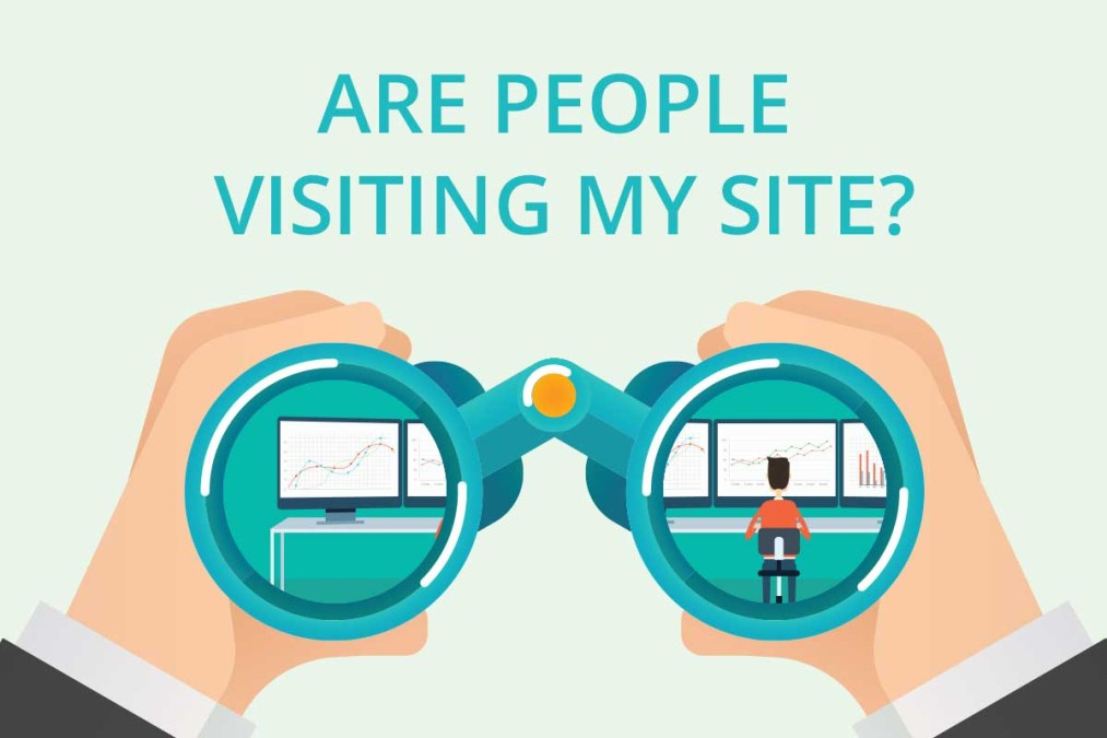 Are People Using My Site?