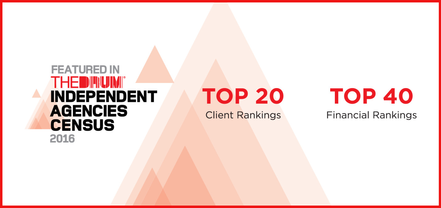 Fifteen are high performers in The Drum Independent Agencies Census 2016