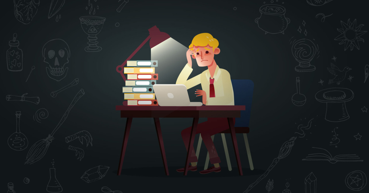 The Content Curse: Writing Copy For Your Website.