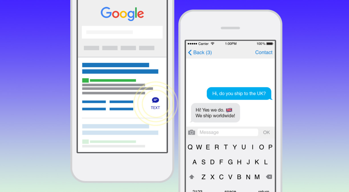 Click-To-Message: The Future of Google Adwords