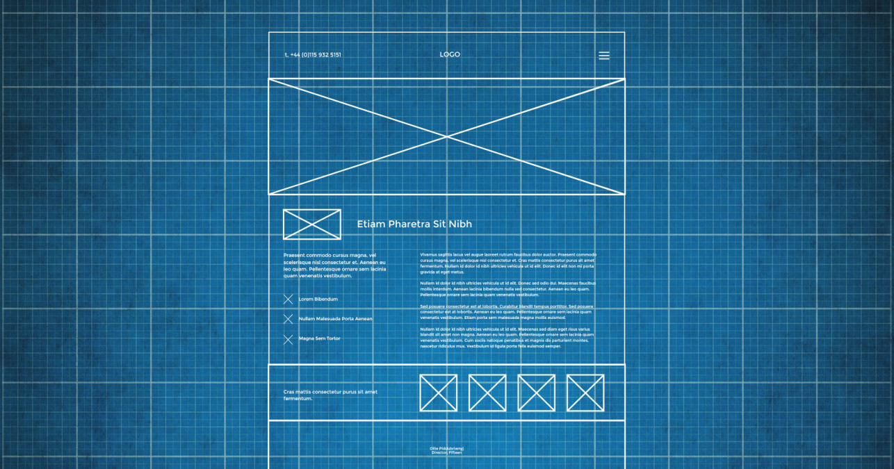 Wireframes: The Blueprints To Your Website