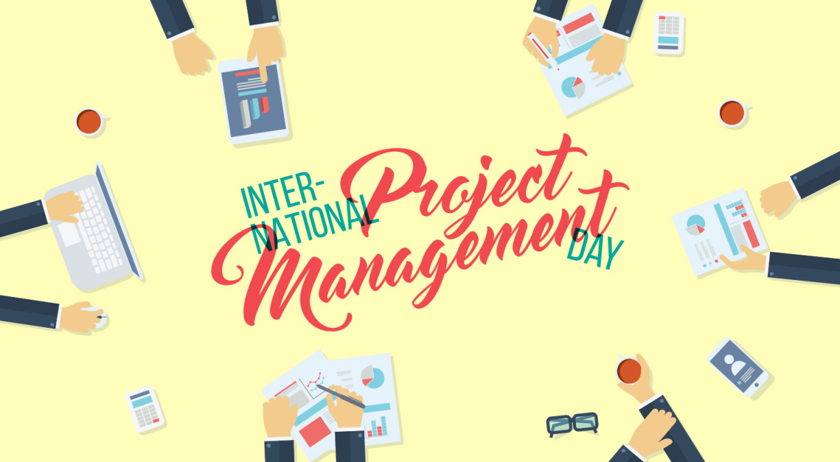 It's International Project Management Day!