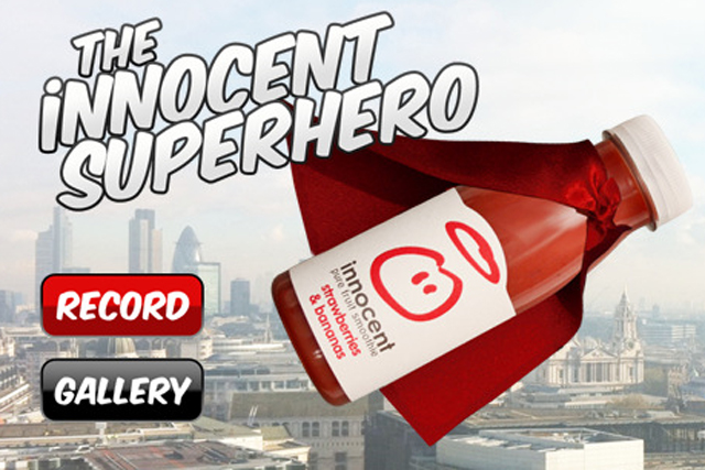innocent super smoothie