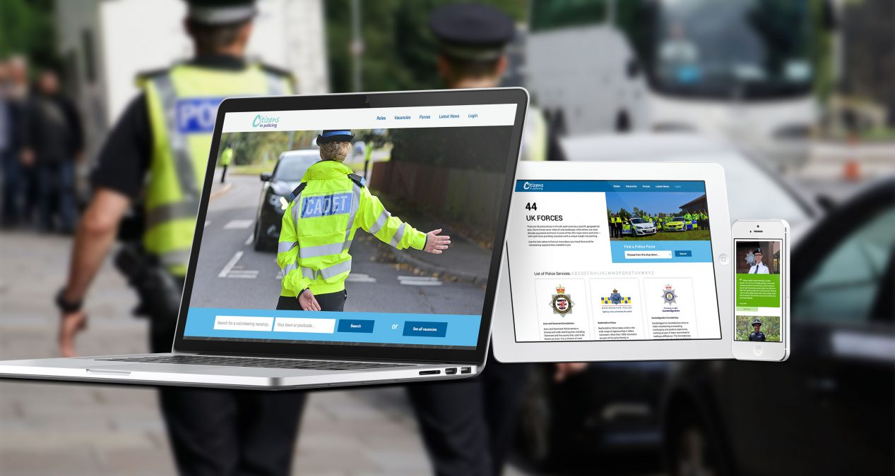 Connecting Citizens In Policing To The Wider Community.