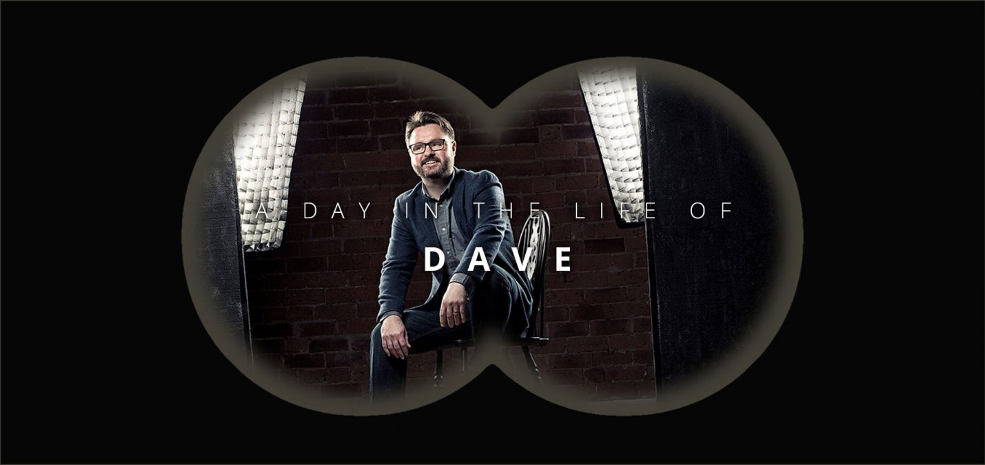 A Day In The Life Of A Designer – Dave Sloan