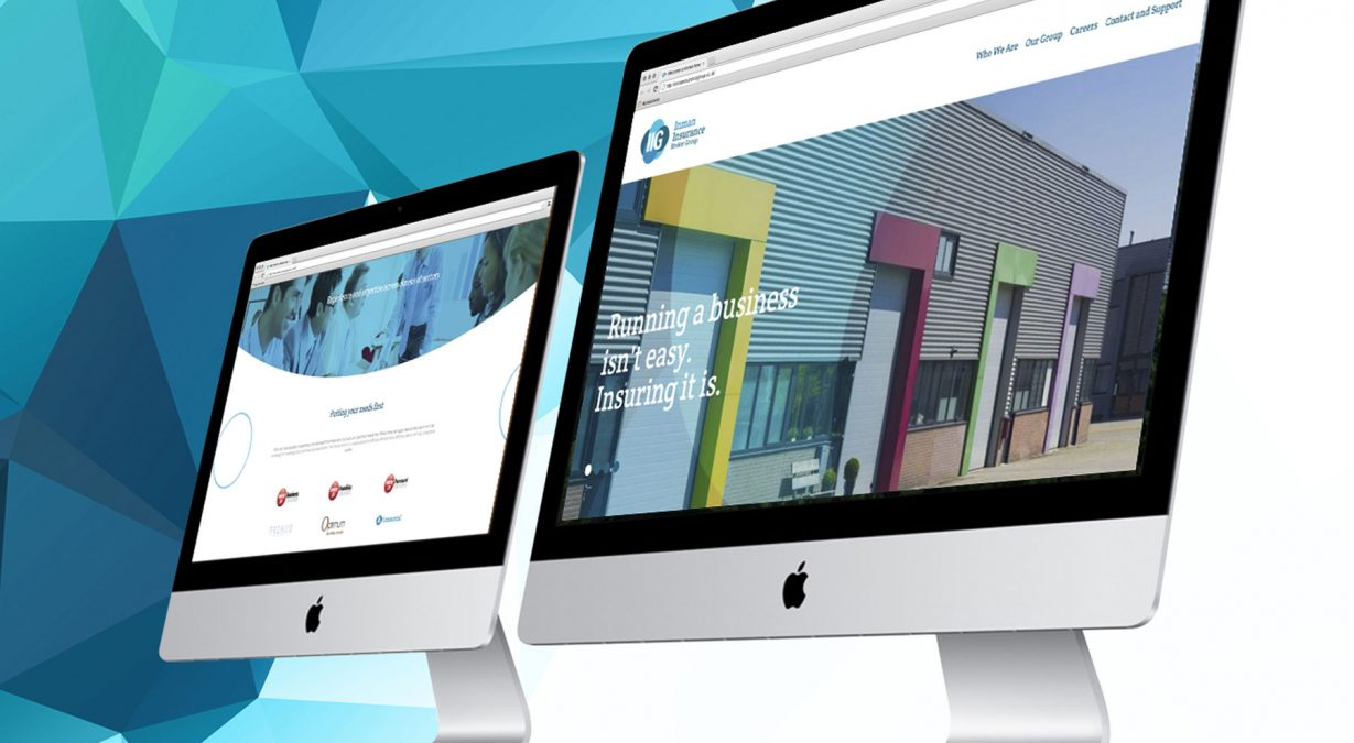 Inman Insurance Group Cover Their Backs With New Website