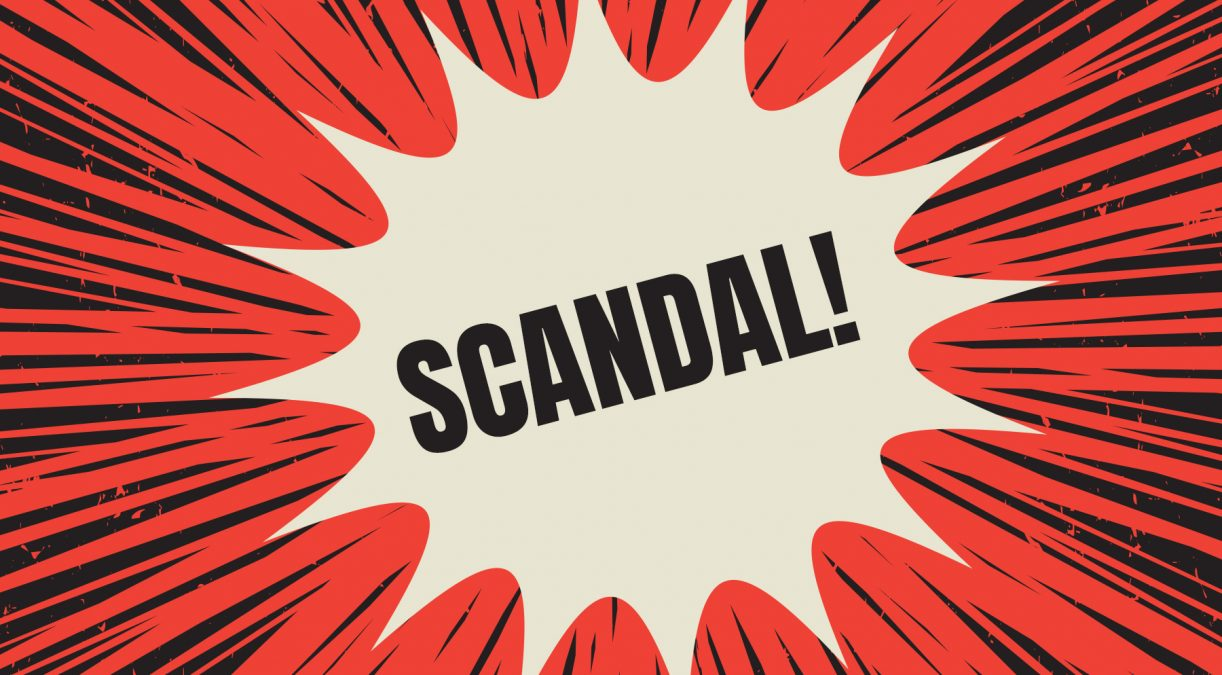 Is all press really good press? How to save a PR scandal