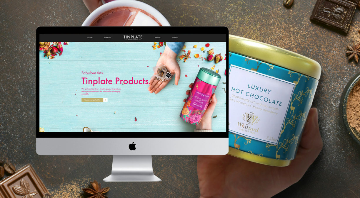 A Fabulous Website for Tinplate Products