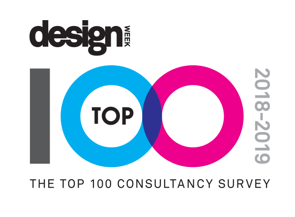 DESIGN WEEK TOP 100