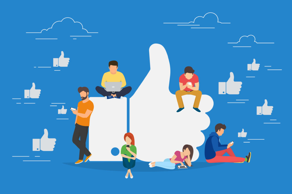 Facebook, Instagram and Amazon in The Limelight