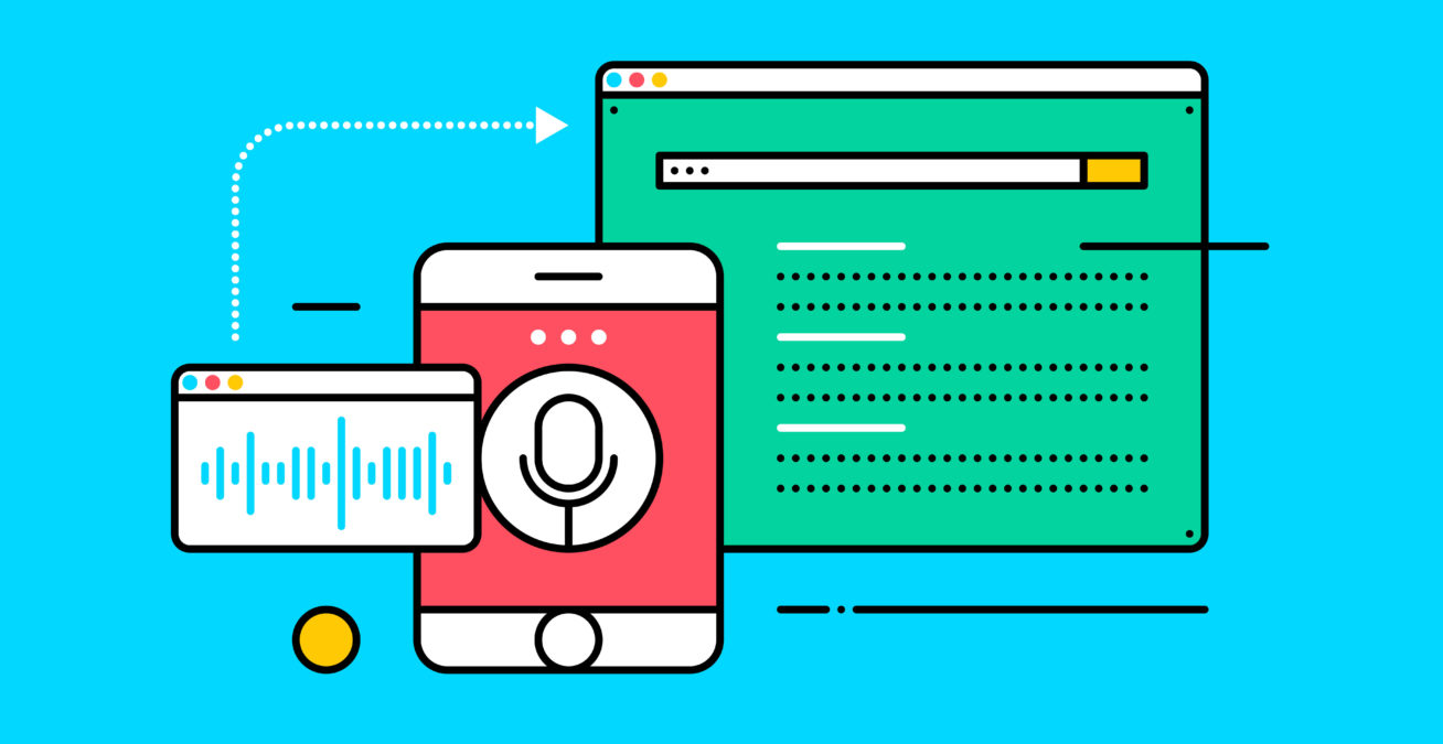The Power of Voice Search