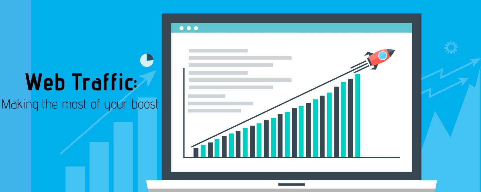Making the most of an increase in web traffic as COVID-19 impacts demand online