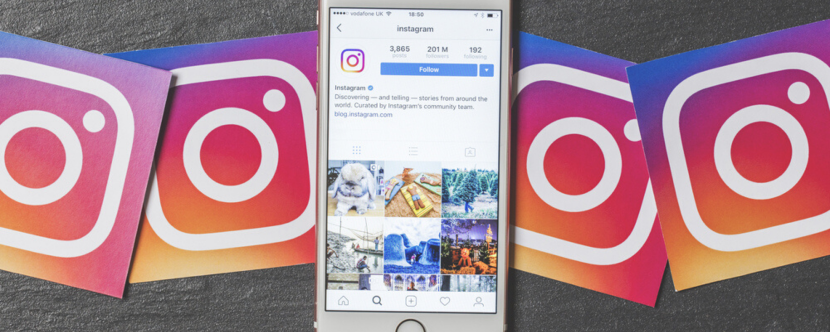 Instagram grid layouts that will blow your followers' minds
