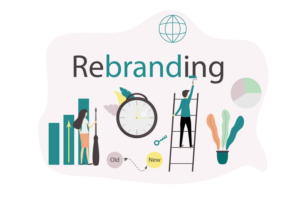 When is the right time to REBRAND YOUR COMPANY?