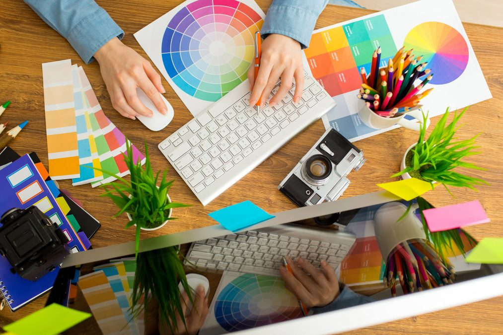 How to apply User Experience to Design for Print