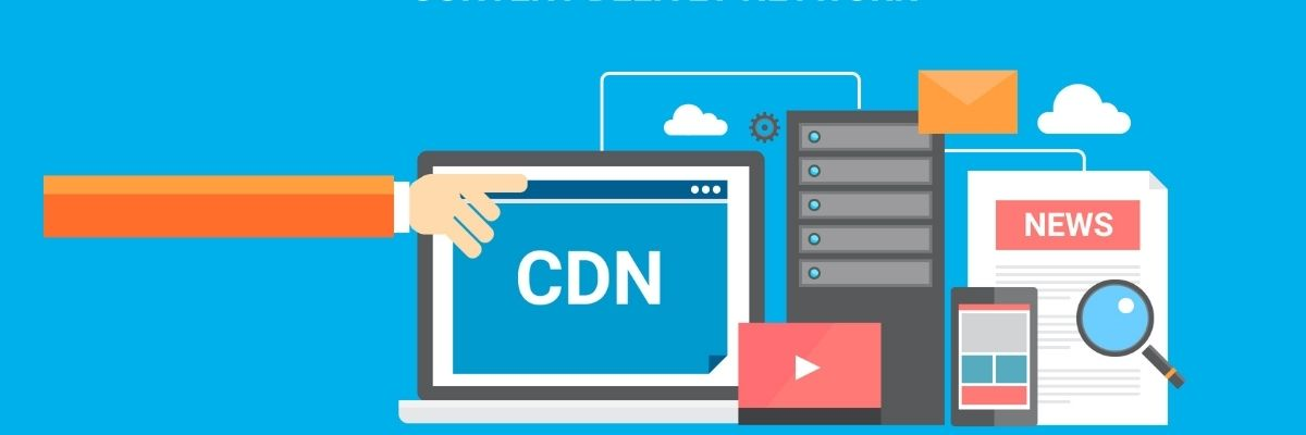 What is a Content Delivery Network (CDN), and how does it help?