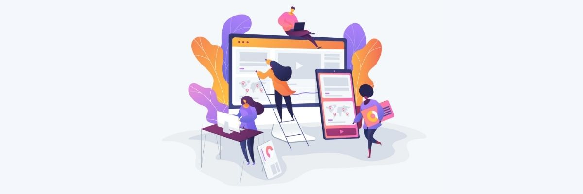 Why bespoke website designs are better than templates
